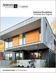 Andersen E-Series Architectural Collection Windows & Doors