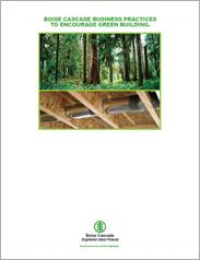 Boise Cascade Green Brochure
