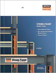 Simpson Strong-Tie® Strong Frame®