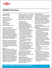 Dow - Thermax Sheathing