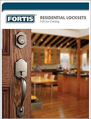 Fortis™ Residential Locksets Catalog