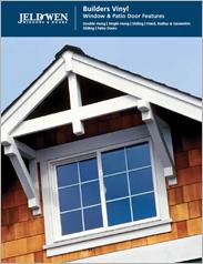 JELD-WEN® Builders Vinyl Windows and Patio Doors