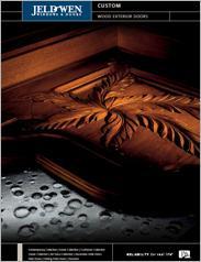 JELD-WEN® Custom Wood Exterior Doors