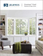 JELD-WEN® Premium Vinyl Windows and Patio Doors
