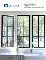 JELD-WEN® Wood Windows & Patio Doors
