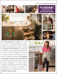 KraftMaid Cabinetry Vantage Kitchen Planner