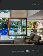 LaCANTINA Contemporary Clad Brochure