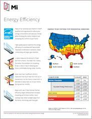 MI Energy Efficiency