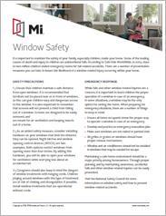 MI Window Safety