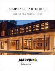 Marvin Scenic Doors Brochure