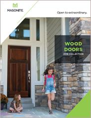 Masonite® Wood Doors