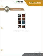 Ply Gem Pro Series Vinyl Classic Windows - East