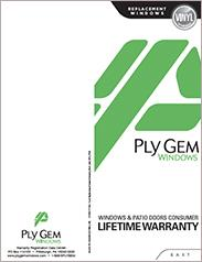 Ply Gem® Replacement Vinyl Windows Warranty