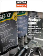 Simpson Strong-Tie® Product Guide