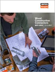 Simpson Strong-Tie® Wood Construction Connectors