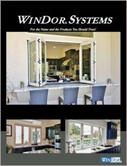 WinDor 2750 Folding Window Flyer
