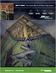 Zip System® Brochure