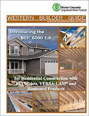Boise Cascade - Western Builder Guide