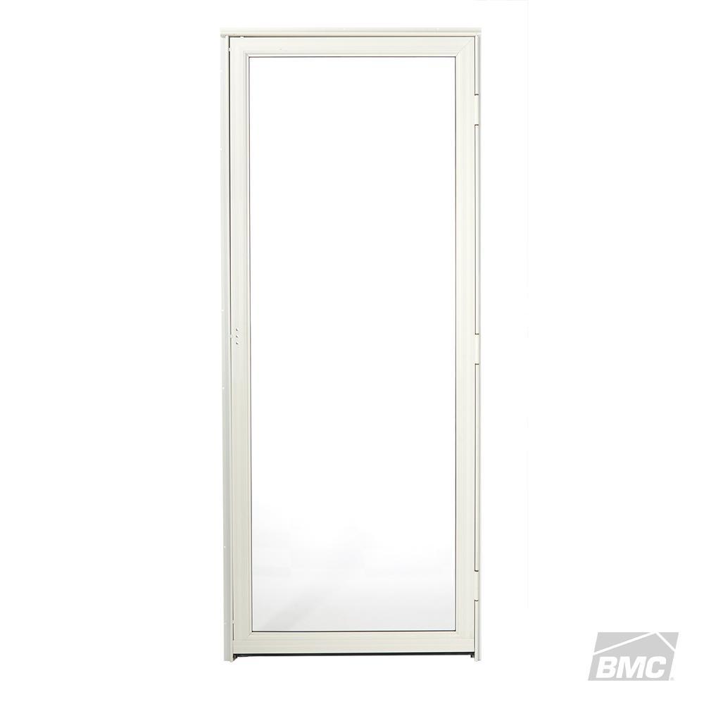 Screen Storm Doors Build With BMC