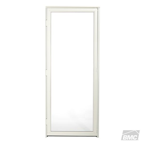 DoorTech Starlite Full View Storm Door   2u00278