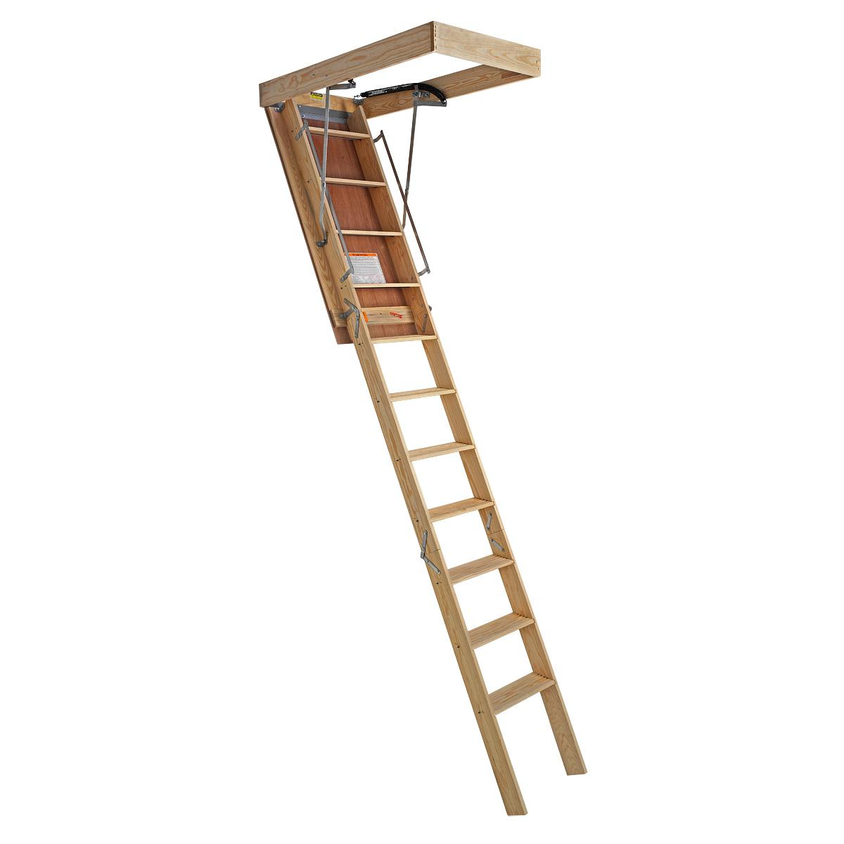 Atlas Folding Fire Rated Attic Stairway