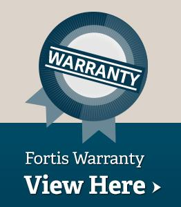 View the FORTIS Warranty