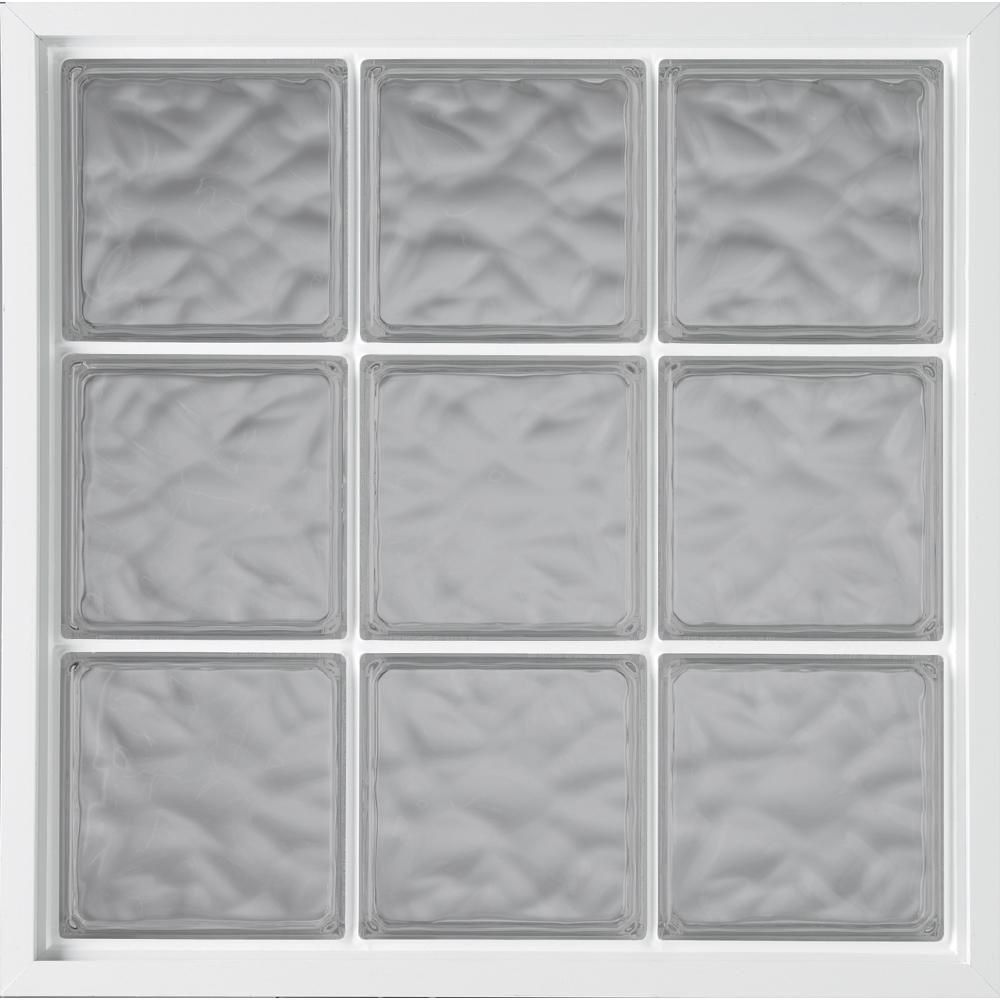 acrylic block windows dinding hylite acrylic wave pattern block window specialty windows build with bmc