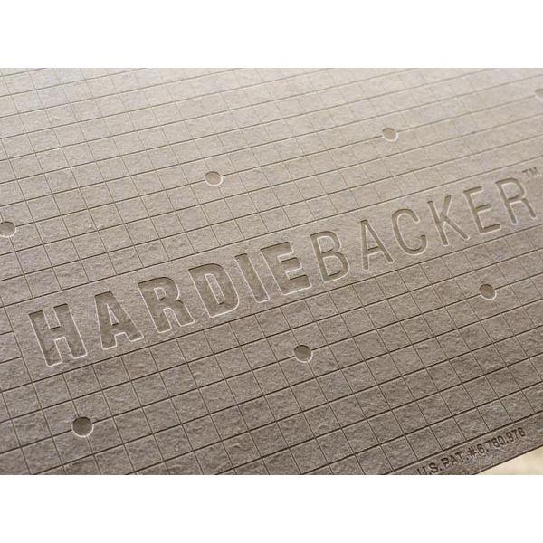 HardieBacker® EZ Grid® Cement Board .42\