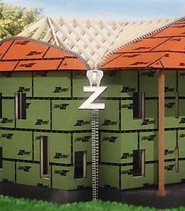 ZIP System Radiant Barrier
