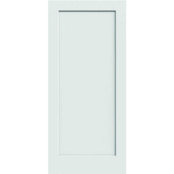 Jeld Wen Madison 1 Panel Interior Door Mad1680sc Build With Bmc