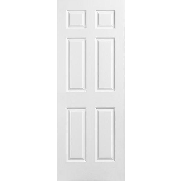 Masonite® Classics™ Fire Rated 6 Panel Interior Door