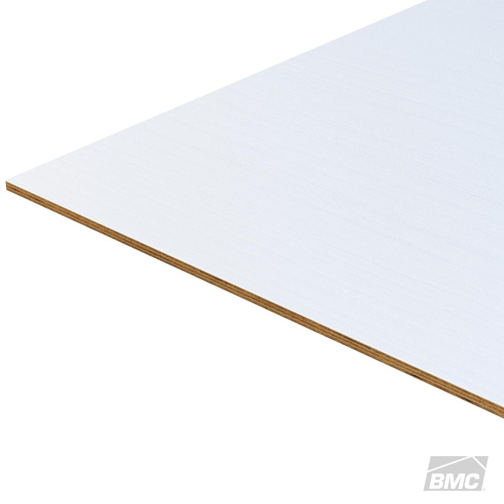 4u0027 X 8u0027 1 Sided Medium Density Overlay Exterior Plywood