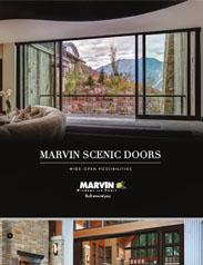 Catalogs literature build with bmc for Marvin scenic doors