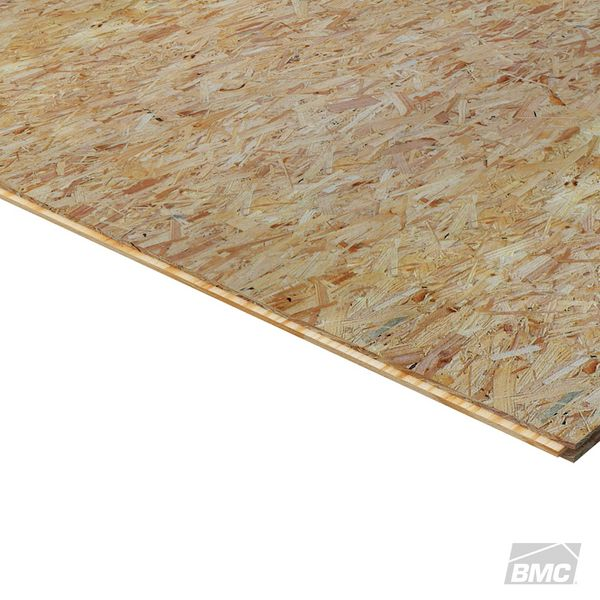 1 1 8 X 4 X 8 Exposure 1 Rated Osb Tongue Groove Subflooring