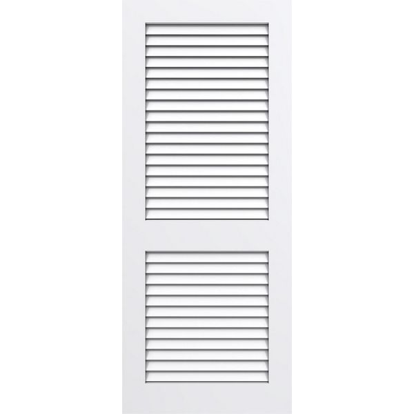 Full Louver Interior Pine Door - Primed  sc 1 st  BMC & Full Louver Interior Pine Door - Primed | PRFL2668 | Build With BMC