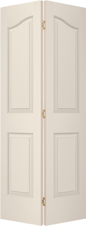 JELD-WEN Provincial 4-Panel Arch Top 2-Door Bifold Doors  sc 1 st  BMC & Bifold Doors | Build With BMC
