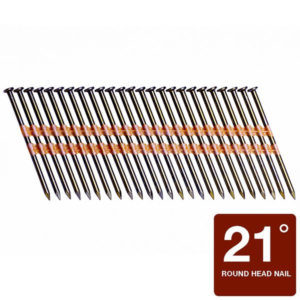 Grip-Rite® 21° Vinyl Coated Smooth Round Head Framing Nails ...