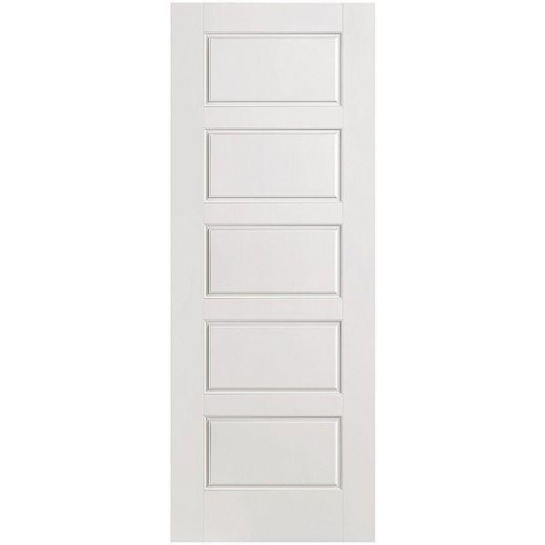 Masonite® Select™ Riverside® 5-Panel Interior Door