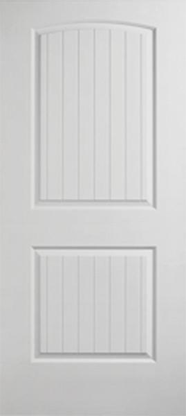 JELD WEN Santa Fe 2 Panel Interior Door