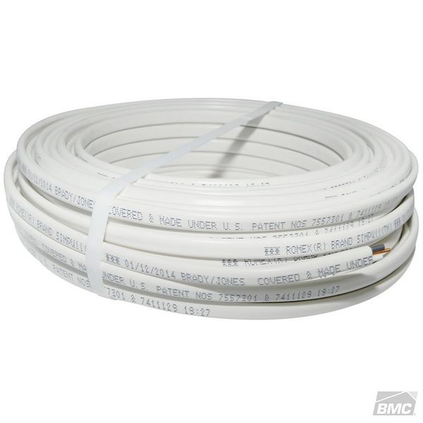 Southwire Romex® SIMpull® 100\' Building Wire - #14/2NM-WGX ...