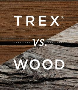 Trex® vs. Wood