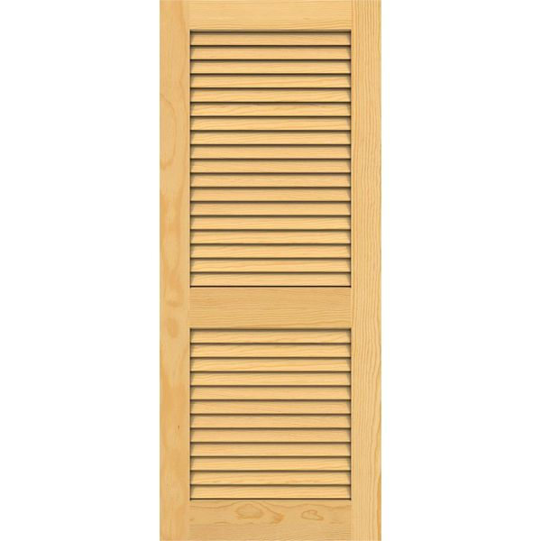 Loover door the open or u201ctrueu201d louver door is Prehung louvered interior doors