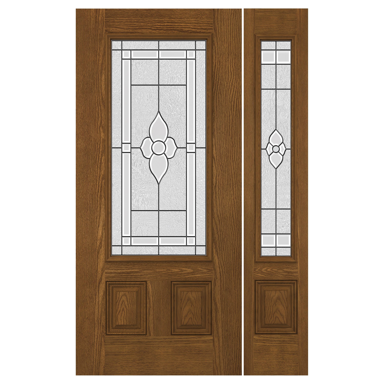 Prehung Exterior Design-Pro Door w/ 3/4-Lite Nouveau Glass u0026  sc 1 st  Build With BMC & Exterior Doors   Build With BMC pezcame.com