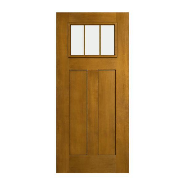 Design Pro 3 Lite Craftsman Door W/ Dentil Shelf