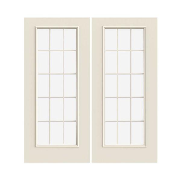 Prehung Exterior Smooth-Pro 15-Lite Patio Doors  sc 1 st  BMC & Prehung Exterior Smooth-Pro 15-Lite Patio Doors   WSTAREP2308294 ...