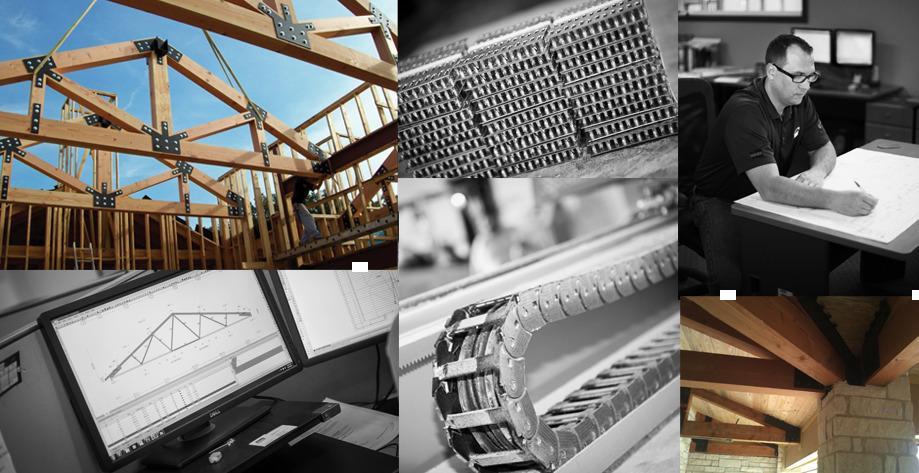 Timber Truss Image