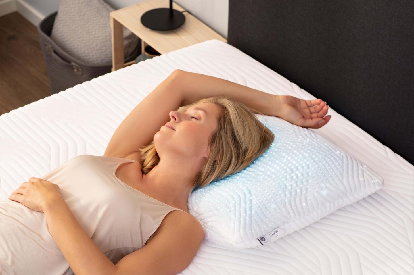 Tempur Comfort Pillow with CoolTouch??