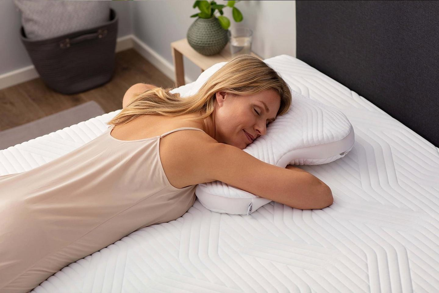 TEMPUR?? Ombracio Pillow with CoolTouch??