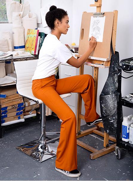 Pants that work