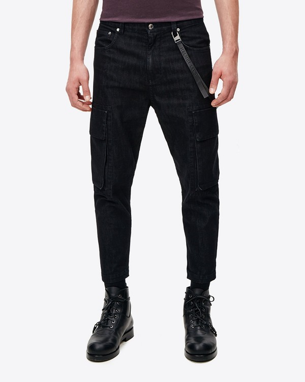 CROPPED CARGO JEAN
